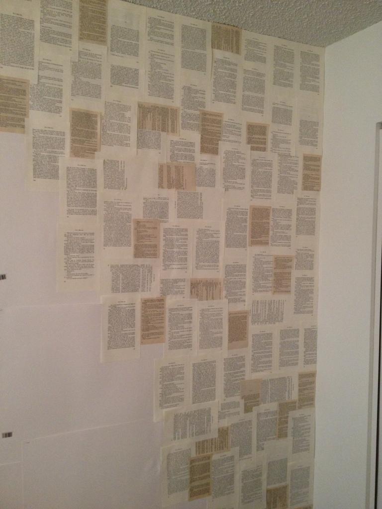 book wall half way 1