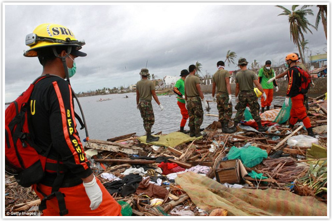 how to get into disaster relief work
