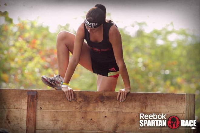 Spartan 2014_Me over the wall