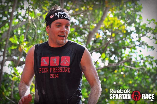 Spartan 2014_Wet Bun